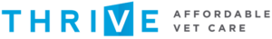 Thrive VetCare logo